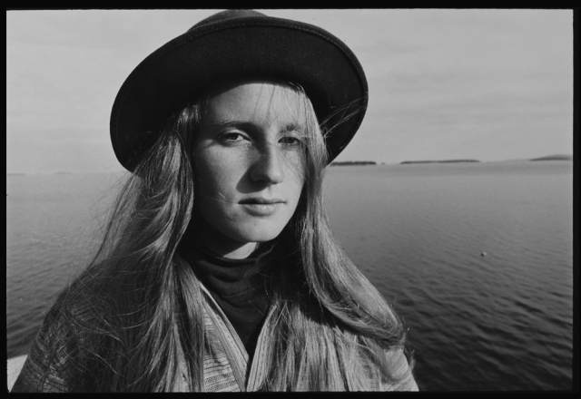 Eleanor, Deer Isle, Maine, 1972