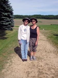 Morlock Sisters I, Menomone, WI, 2010